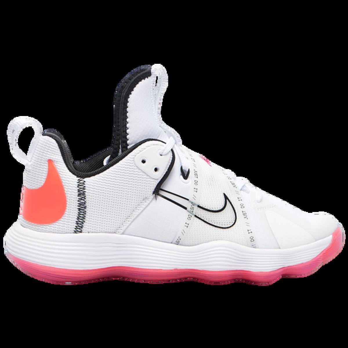 Nike React Hyperset Se Women's Indoor Court Shoe (white ...