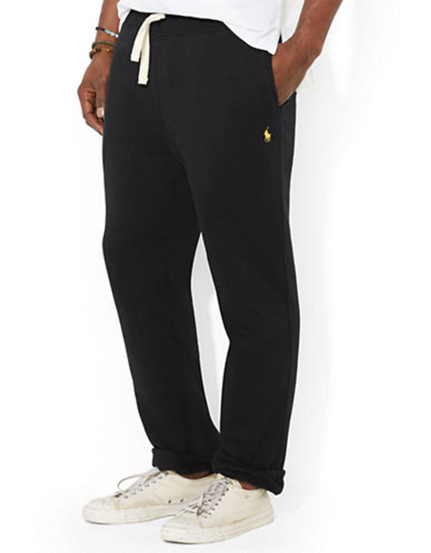 Polo Ralph Lauren Men's Big & Tall Cotton-blend-fleece Pants In ...
